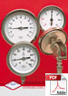 bimetal thermometers stainless steel