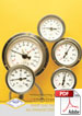 inert gas thermometers stainless steel