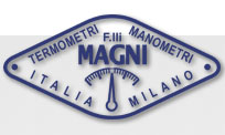 Fratelli Magni Thermometers and Manometers